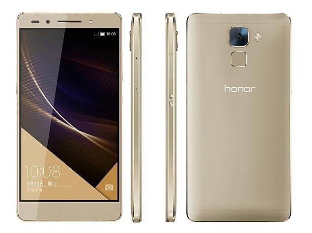 Huawei Honor 7 » Spesifikasi dan Harga Huawei P8max, Smartphone Layar 6.8 Inch