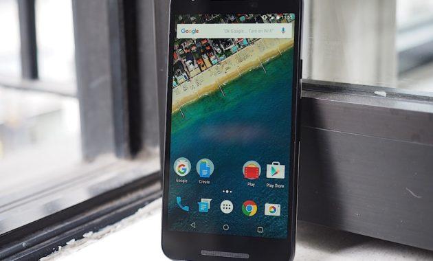 LG NEXUS 5X 1 630x380 » Spesifikasi dan Harga LG Nexus 5X