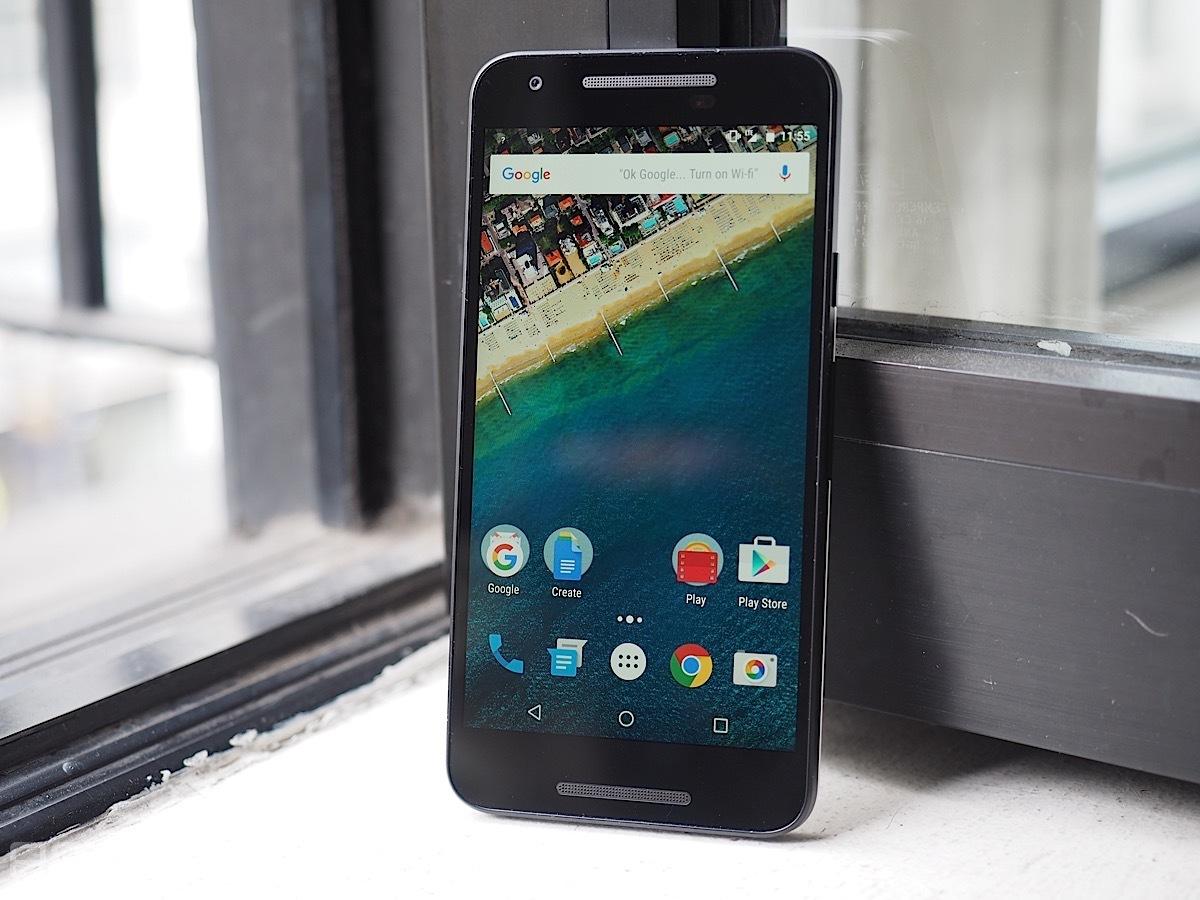 LG NEXUS 5X 1 » LG V35 ThinQ, Smartphone Kamera Bokeh Yang Tahan Air dan Debu