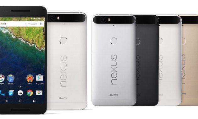 Huawei Nexus 6P 630x380 » Spesifikasi dan Harga Huawei Nexus 6P, Memori Internal sampai 128 GB