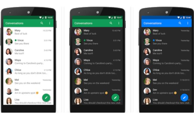 Chomp SMS 630x380 » Aplikasi SMS Alternatif Terbaik Untuk Smartphone Android