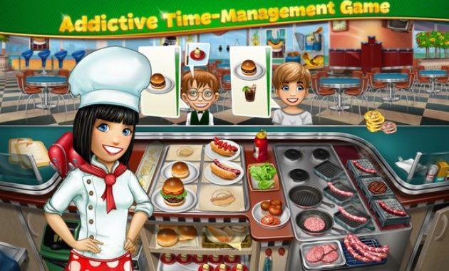 Cooking Fever 630x380 » Rekomendasi Daftar 5 Game Android Terbaik Untuk Anak Perempuan