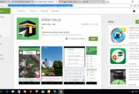 Kiblat Visual 200x135 » Ini Rekomendasi Aplikasi Android Penunjuk Arah Kiblat