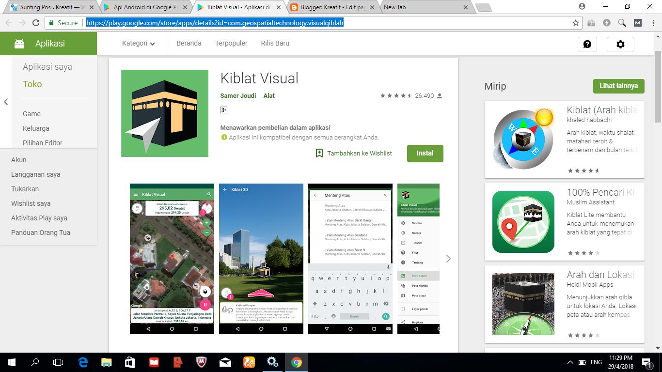 Kiblat Visual » Ini Rekomendasi 5 Aplikasi GPS Android Terbaik 2018