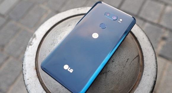 LG V35 ThinQ » LG V35 ThinQ, Smartphone Kamera Bokeh Yang Tahan Air dan Debu