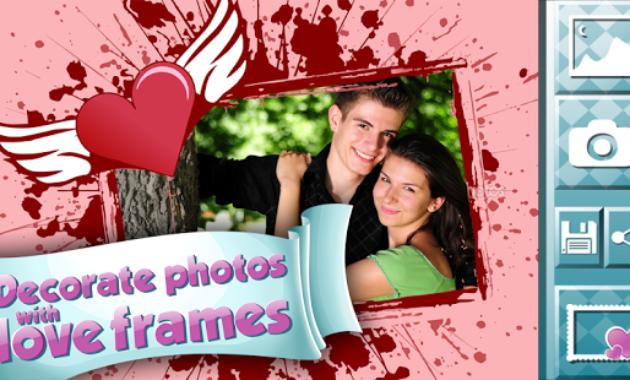 Love Photo Frames 630x380 » Ini Daftar Pilihan 5 Aplikasi Bingkai Foto Terbaik Untuk HP Android