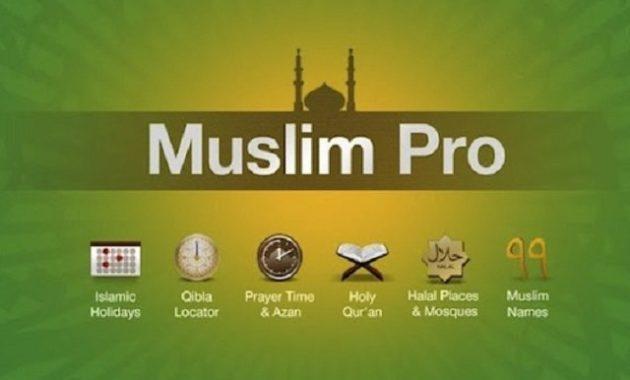 Muslim Pro 630x380 » Ini Rekomendasi Aplikasi Android Penunjuk Arah Kiblat
