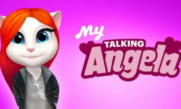 My Talking Angela 630x380 » Rekomendasi Daftar 5 Game Android Terbaik Untuk Anak Perempuan