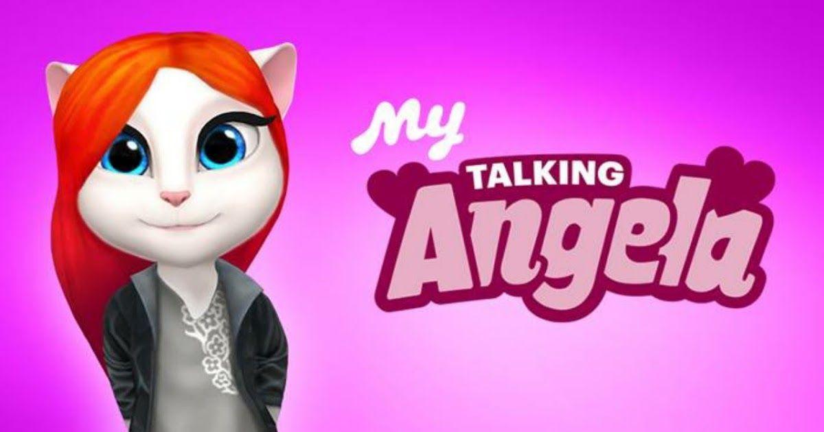 My Talking Angela » Pilihan Game Android Terbaik Untuk Ponsel dengan RAM 512 MB