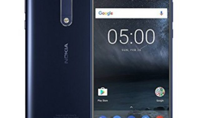 Nokia 5 630x380 » Harga Nokia 5 Terbaru dengan Spesifikasi Ponsel Android Kamera 13 MP