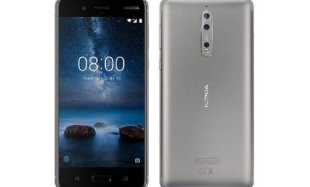 Nokia 8 630x380 » Harga Nokia 8 Terbaru dengan Spesifikasi Dual Kamera 13 Megapixel