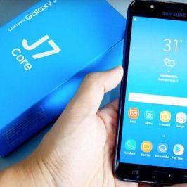 Harga Samsung Galaxy J7 Core dengan Spesifikasi Layar Super Amoled