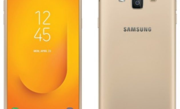 Samsung Galaxy J7 Duo 630x380 - Spesifikasi Samsung Galaxy J7 Duo, Smartphone Android 8.0 Oreo Harga Murah