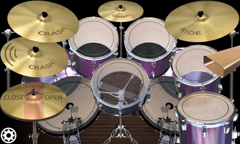Simple Drum Rock » Pilihan Game Android Terbaik Untuk Ponsel dengan RAM 512 MB
