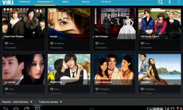 Viki Drama TV Film 630x380 » 5 Pilihan Aplikasi Android Terbaik Untuk Nonton Drama Korea