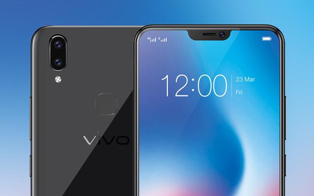 Vivo V9 » Vivo Z5, Smartphone Android Dengan Kamera Selfie 32 MP
