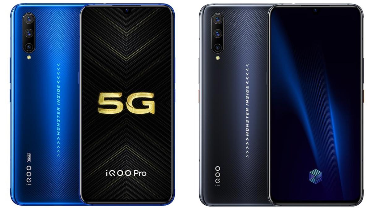 Vivo iQOO Pro 5G Smartphone Gaming Termurah » Spesifikasi Vivo S1 Pro, Smartphone Android dengan RAM 8GB yang Garang