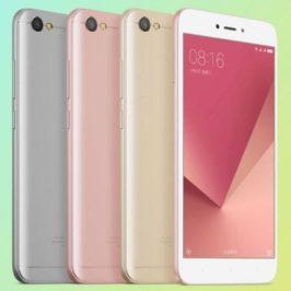 Harga Xiaomi Redmi 5A Terbaru dengan Spesifikasi RAM 3 GB