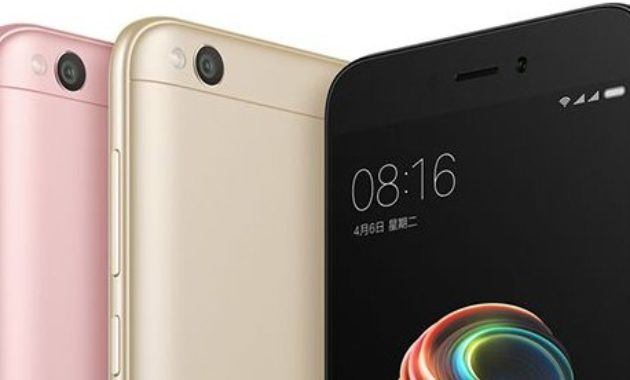 XIaomi Redmi 5A 630x380 - Harga Xiaomi Redmi 5A Terbaru dengan Spesifikasi RAM 3 GB