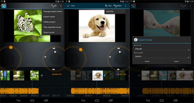 aplikasi android video movie maker » Inilah Rekomendasi 11 Aplikasi Android Edit Video yang Super Keren