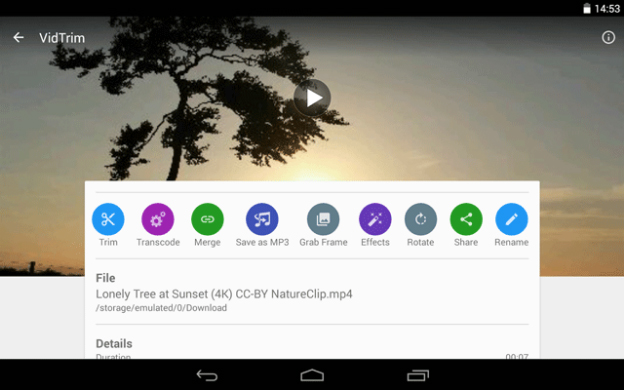 aplikasi android vidtrim pro » Inilah Rekomendasi 11 Aplikasi Android Edit Video yang Super Keren