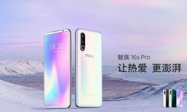 bocoran fitur spesifikasi hp android meizu 16s pro 630x380 » Bocoran Spesifikasi Meizu 16s Pro yang Resmi Diluncurkan Akhir Agustus 2019