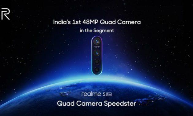bocoran spesifikasi smartphone realme 5 630x380 » Ini Bocoran Spesifikasi Smartphone Android Terbaru Realme 5