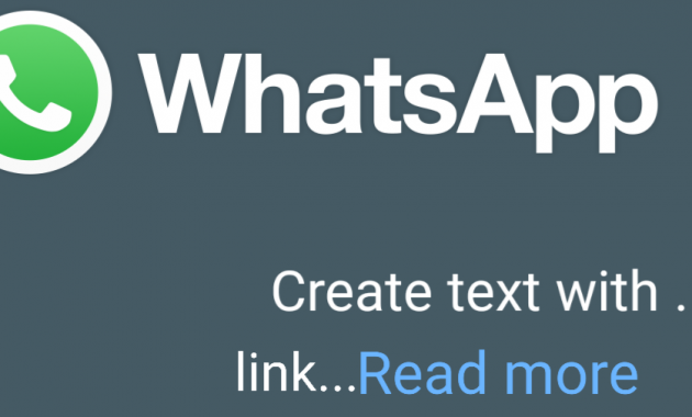 cara read more atau baca selengkapnya di whatsapp 630x380 » Mudah Banget Membuat Read Moore Di Pesan Whatsapp