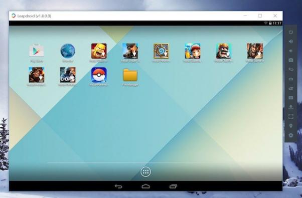 emulator android untuk laptop komputer hemat ram leapdroid » Ini 7 Emulator Android Terbaik Paling Hemat RAM untuk Komputer dan Laptop