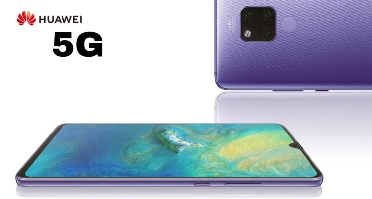 fitur smartphone android huawei mate 20x5g » Spesifikasi Lengkap Ponsel Android Terbaru Huawei Mate 20 X 5G