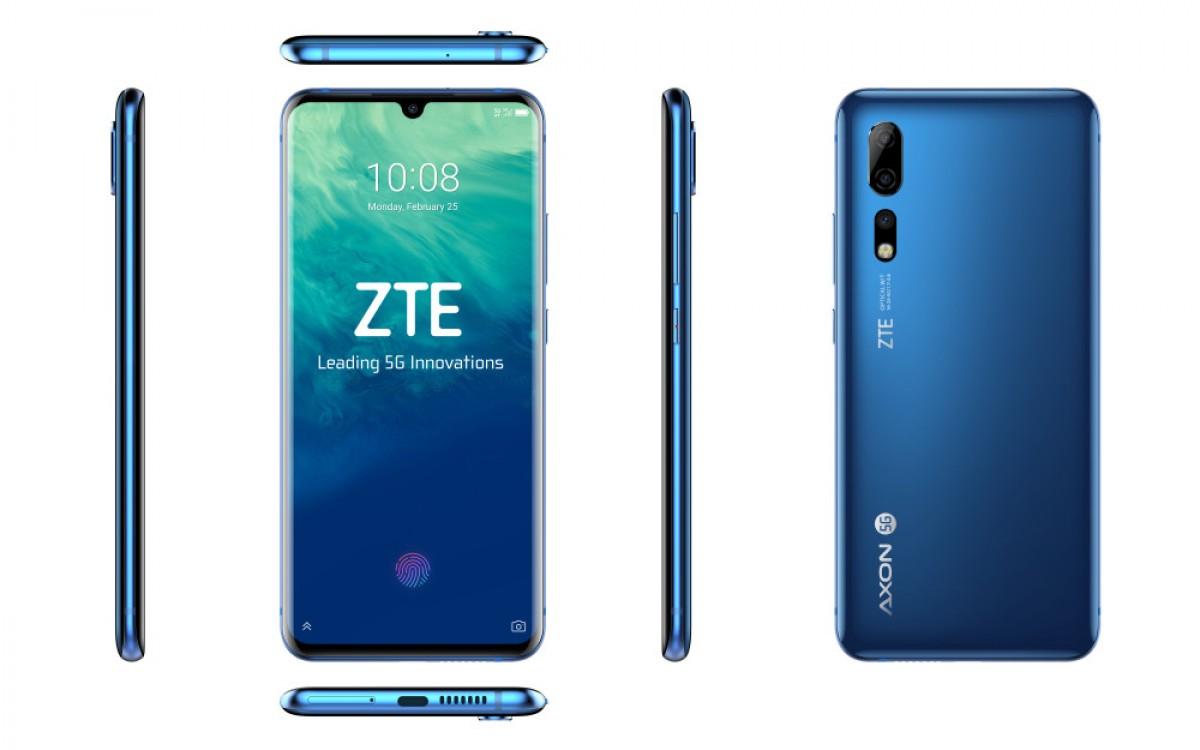 fitur smartphone android zte axon 10 pro » Ini Dia Fitur Unggulan Hp Android  ZTE Axon 10 Pro