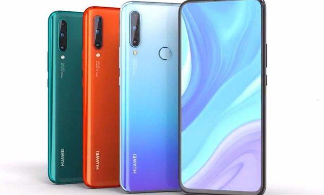 fitur spek harga huawei enjoy 10 plus 630x380 » Huawei Enjoy 10 Plus, Smartphone Dengan Kamera 48 MP Tanpa Poni