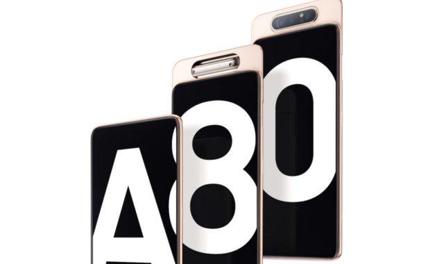 fitur spek harga samsung galaxy a80 630x380 » Samsung Galaxy A80, Smartphone Flagship Dengan Sistem Kamera Slide dan Rotasi