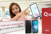 fitur spesifikasi hp android lg q70 200x135 » LG Q70, Smartphone Pertama LG Dengan Desain Layar Berlubang