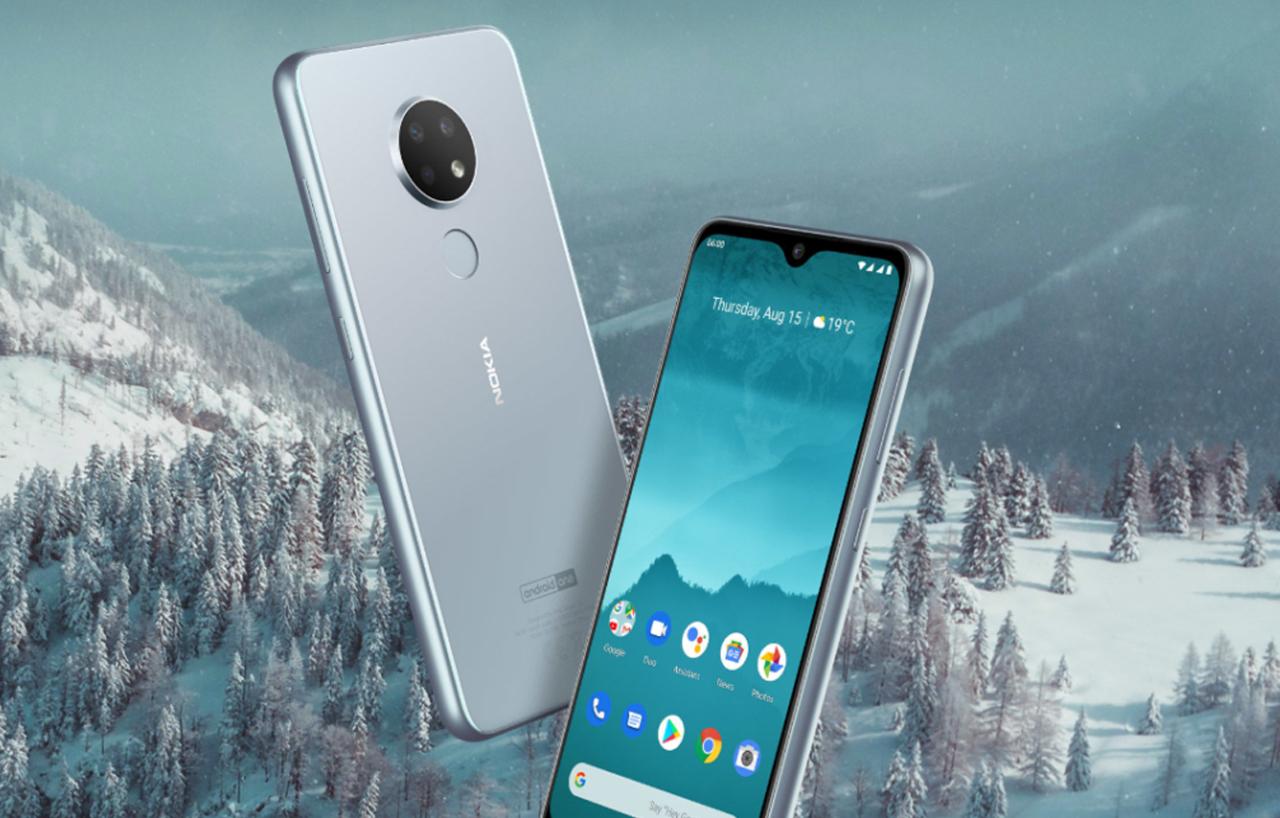 harga fitur spek ponsel android nokia 62 » Nokia 6.2, Versi Hemat dari Smartphone Nokia 7.2