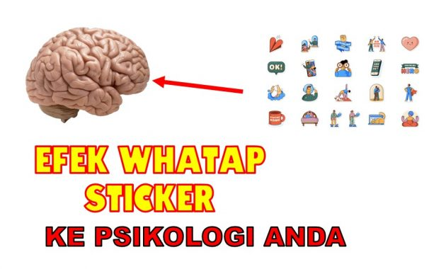 hati hati Efek Whatap Sticker terhadap psokologi manusia 630x380 » The Best Posting That Will Change Your Life At All Sure It Works
