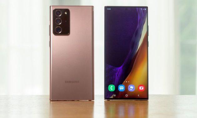 hp android samsung galaxy note 20 ultra 630x380 » Resmi Dipasarkan, Samsung Galaxy Note 20 Ultra Bawa Banyak Peningkatan dari Seri Pendahulu