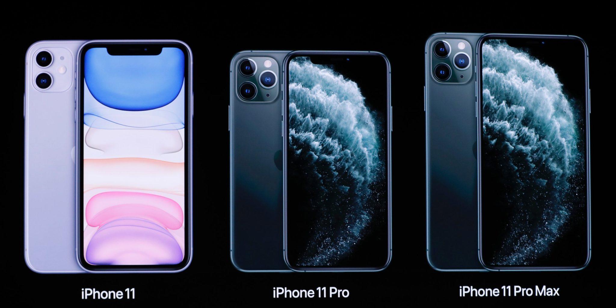 perbandingan spesifikasi iphone 11 pro dan pro max » Ini Perbandingan Spesifikasi iPhone 11, Pro, dan Pro Max
