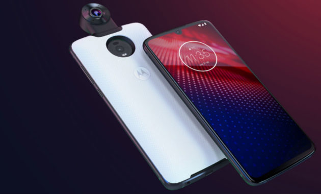 review fitur harga spesifikasi motorola z4 630x380 » Motorola Z4, Smartphone Dengan Banyak Pilihan Mod yang Bisa Dibongkar Pasang