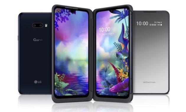 review fitur spek hp android lg g8x thinq 630x380 » LG G8X ThinQ, Smartphone Lipat Dengan Dual Display
