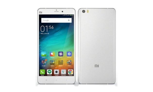smartphone android casing kaca xiaomi mi note pro 630x380 » 5 HP Android Mengusung Casing Kaca Terbaru