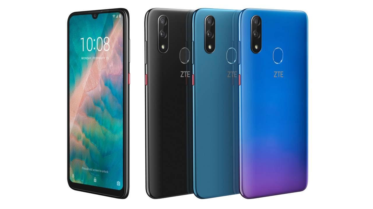 spesifikasi hp android zte axon 10 pro » Ini Dia Fitur Unggulan Hp Android  ZTE Axon 10 Pro